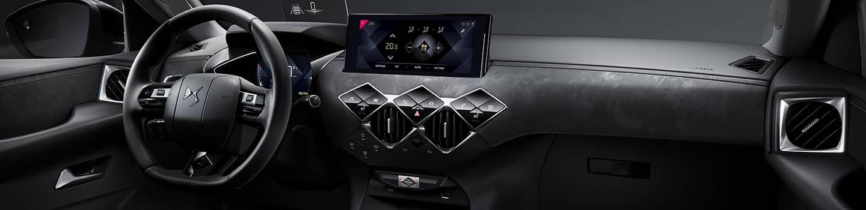 confort du SUV compact premium DS 3 CROSSBACK en Drôme et en Ardèche