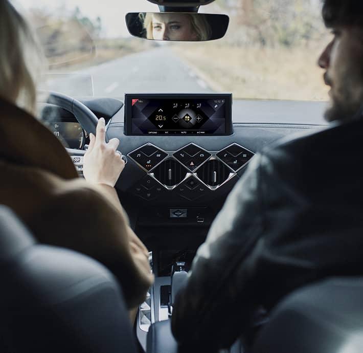 Technologie du SUV comapct premium DS 3 CROSSBACK à Valence - Romans