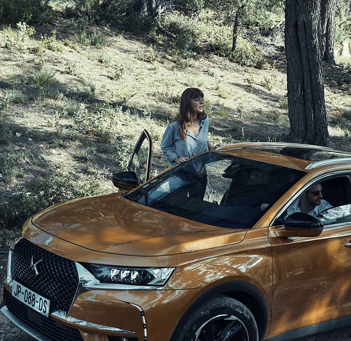technologie du SUV haut de gamme en Drôme et en Ardèche DS 7 CROSSBACK