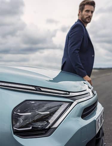Essai de véhicule Citroën Montélimar