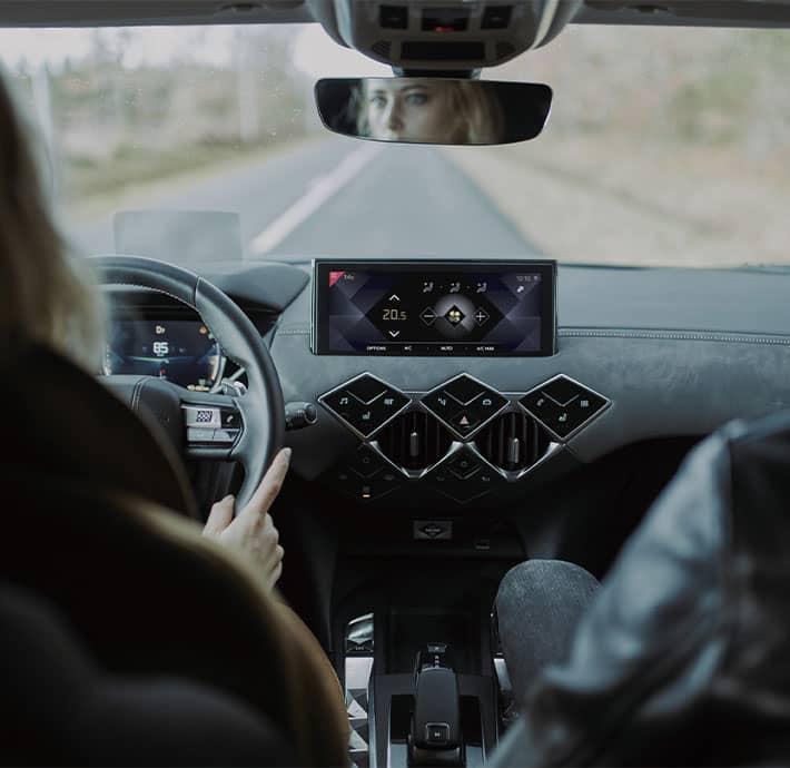 Service de navigation connectée DS
